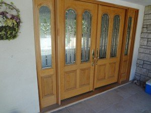 A Tale of Two Doors by Don Clasen