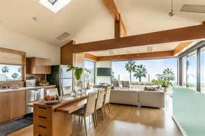 Photos of the Palisades and Surrounding Area. A Palisades Kitchen.
